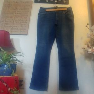 Sonoma life + style. Bootcut jeans size 12